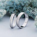 Wedding rings by Jason Keith Jewellery
